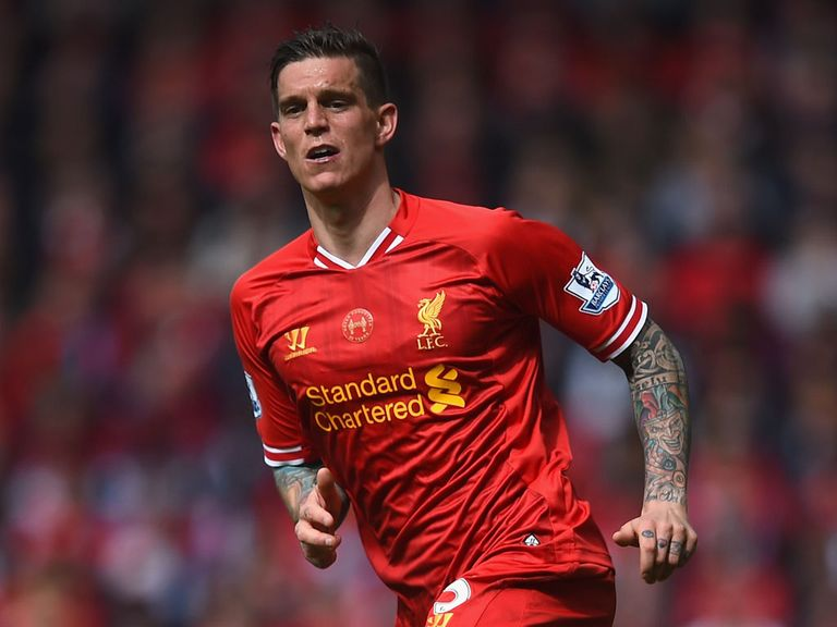 Daniel Agger: Linked with Liverpool exit