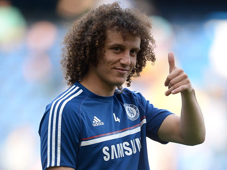 Chelsea's David Luiz is on the brink of a move to PSG