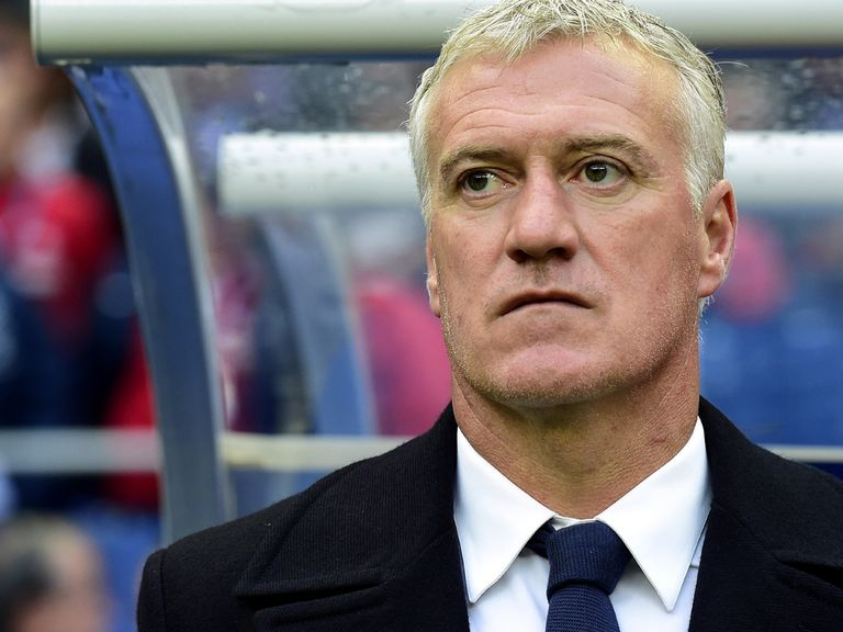 Didier Deschamps: Impressed by his side's display against Norway