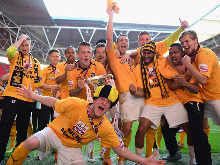 Cambridge United will play Birmingham in the Capital One Cup