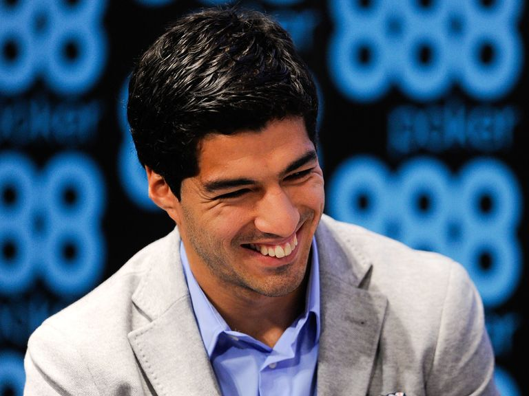 Luis Suarez: Not aware of any links with Real Madrid