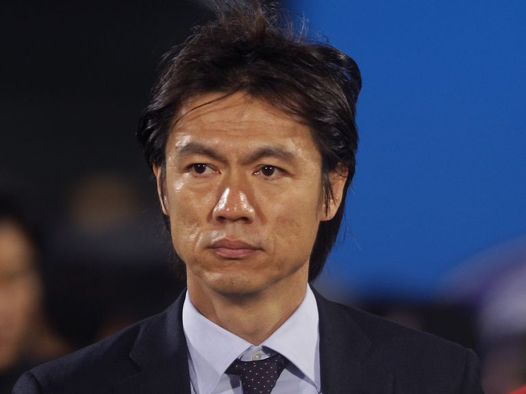 Hong Myung-Bo saw his side beaten in Seoul