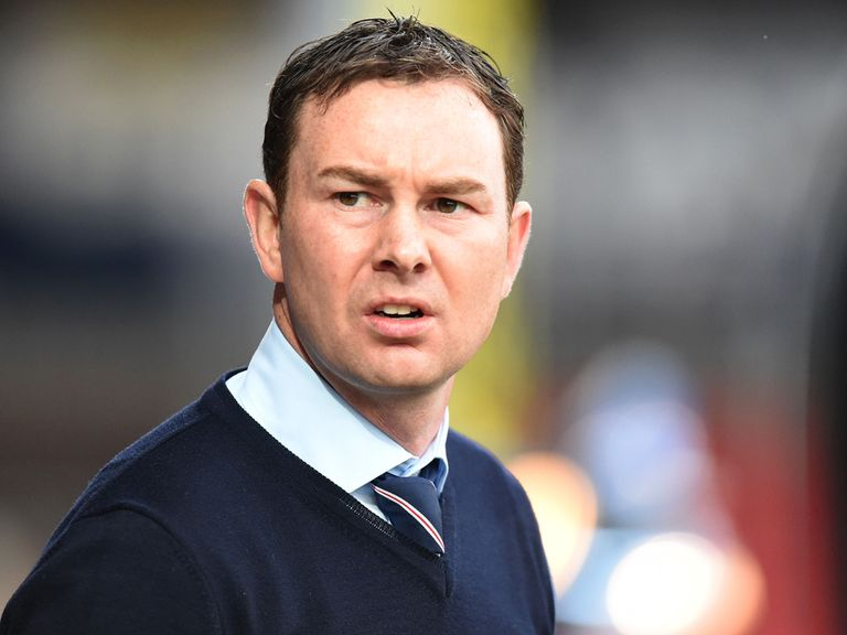 Derek Adams: Ross County exit