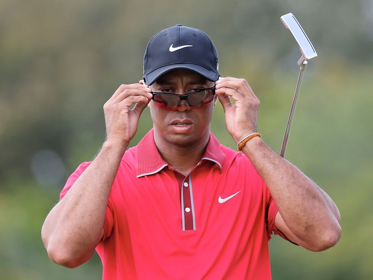 Tiger Woods: Excited about the future
