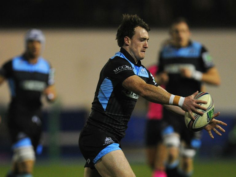 Stuart Hogg: Set to feature in the Commonwealth Games
