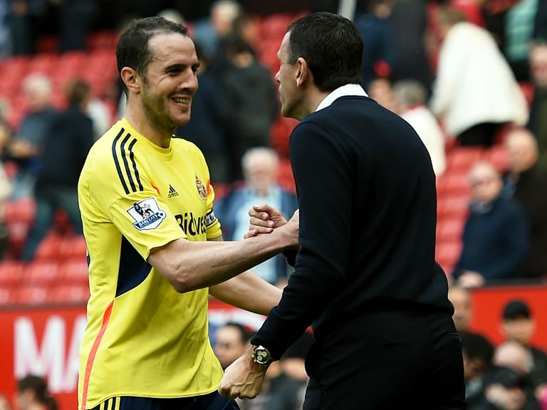 John O'Shea: Happy at Sunderland