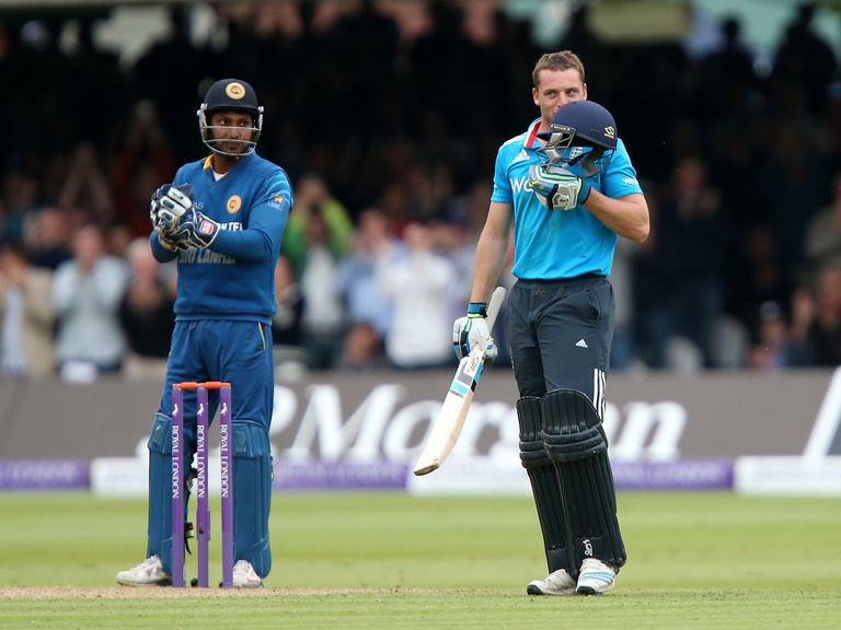Jos Buttler: Has his sights set on Test cricket