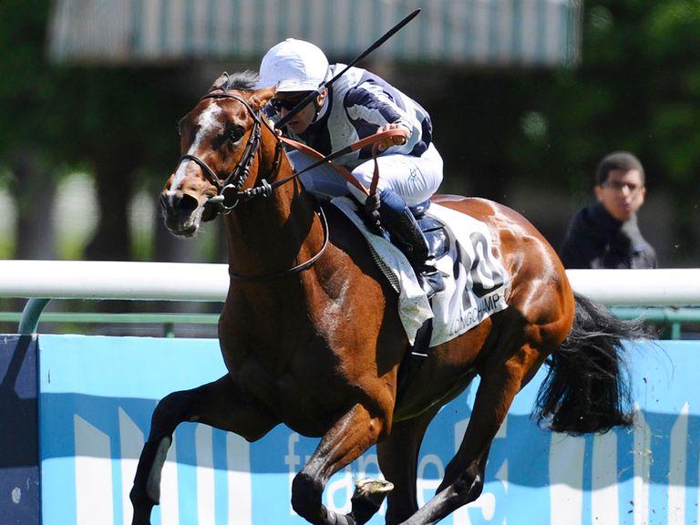 Karakontie has been cut for the Investec Derby