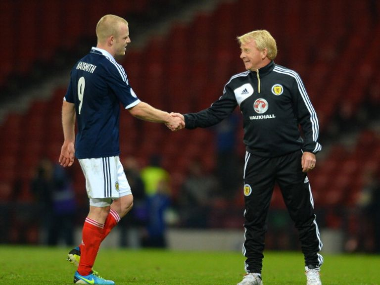 Steven Naismith: Gauld won't be rushed