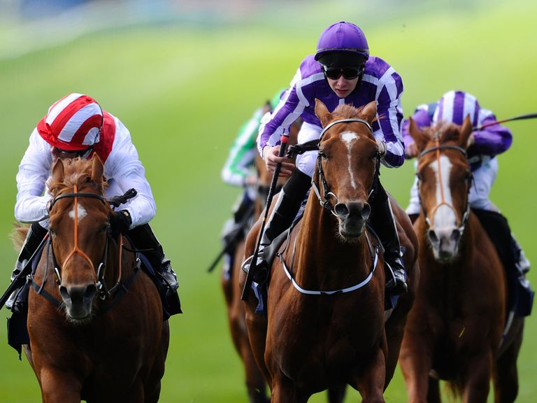 Australia: Should be suited by extra distance at Epsom