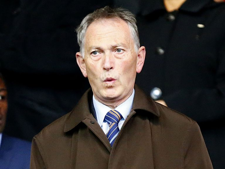 Richard Scudamore: Under pressure to resign