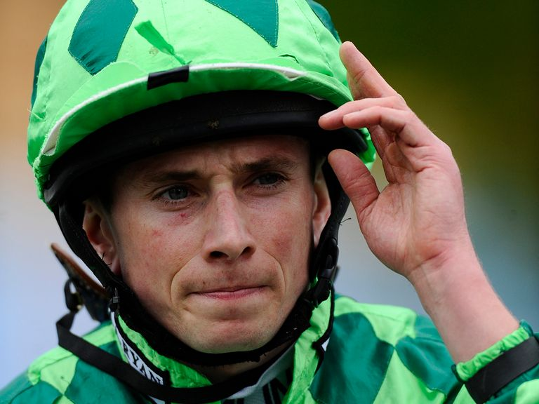 Ryan Moore: Rides the selection
