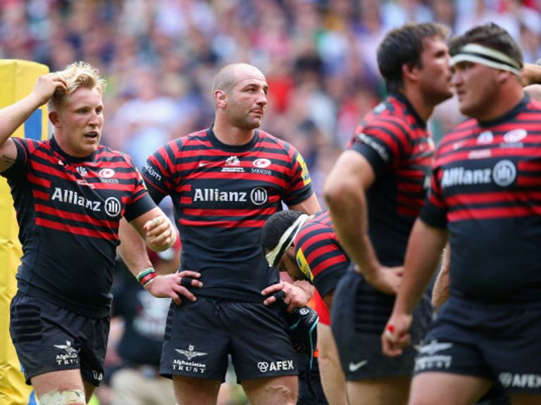 Saracens: Handed a tough draw