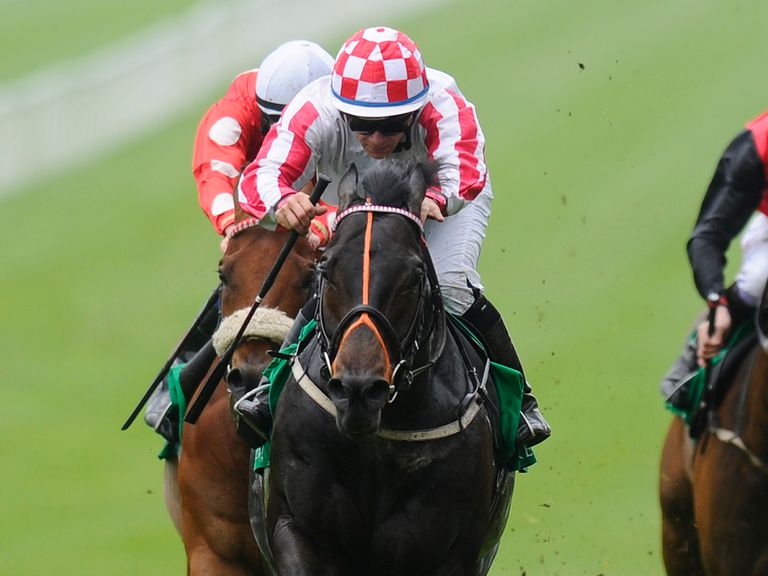 Slade Power: Bids to repeat his Diamond Jubilee victory in the July Cup