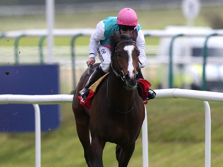 Snow Sky: Logical to give the Investec Derby a go?