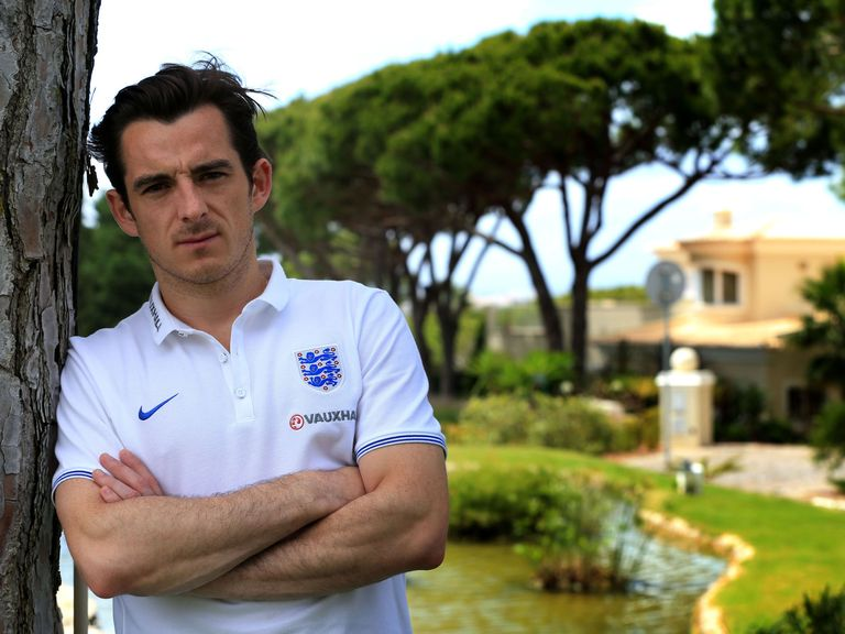 Leighton Baines: Looking forward to the World Cup