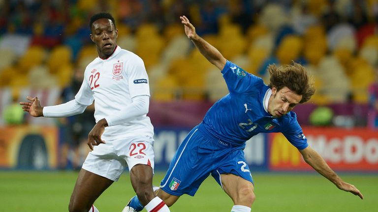 Could Welbeck stop Pirlo?