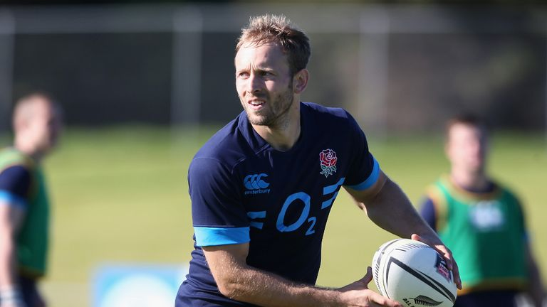 Chris Pennell: Desperate to do his best for England