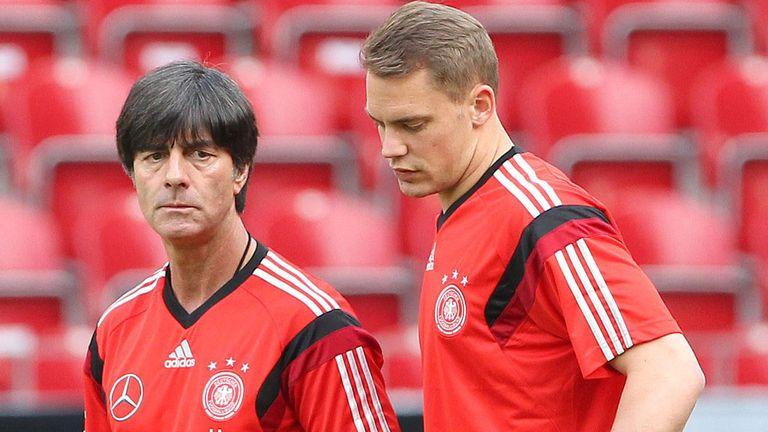 Joachim Low: Believes Manuel Neuer will recover in time