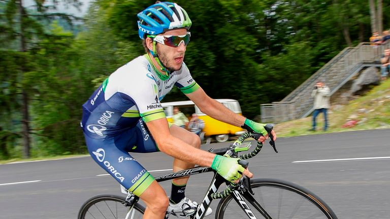 Adam Yates has enjoyed an outstanding debut season as a professional