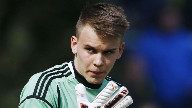 Timon Wellenreuther: Considered to be a hot prospect for the future