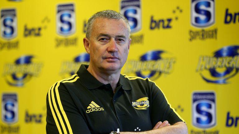 Chris Boyd: New Wellington Hurricanes coach