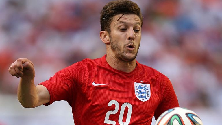 Adam Lallana: Liverpool were understood to have bid £25m earlier in June