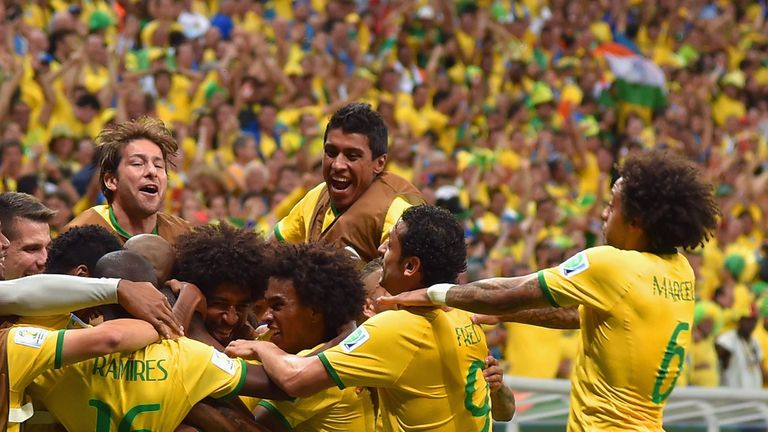 Brazil: Sealed top spot in Group A