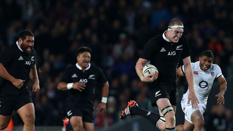 Brodie Retallick: Lock is one of the best in the world, says Fitzpatrick