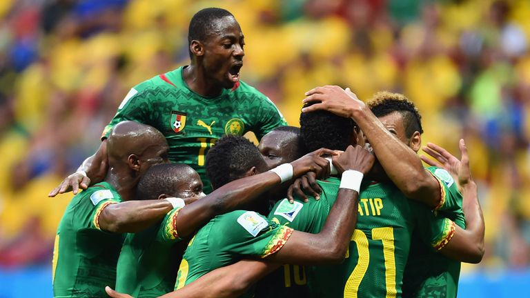 Cameroon: Equalised through Matip