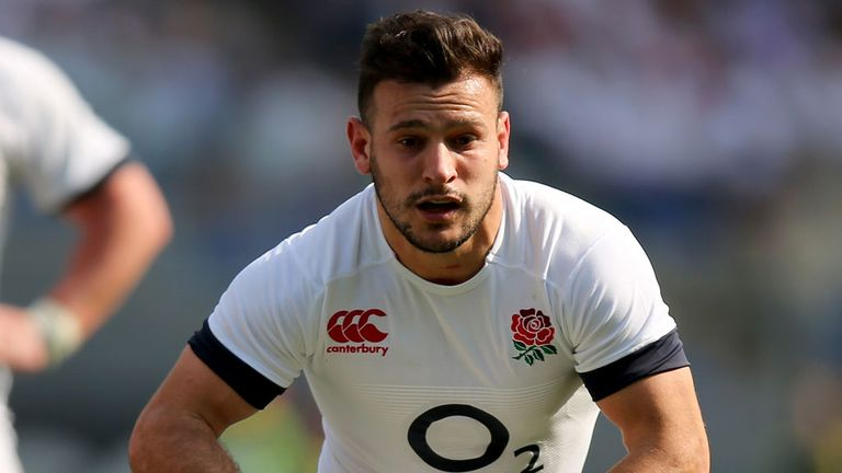 Danny Care: Injured his shoulder in training ahead of New Zealand clash