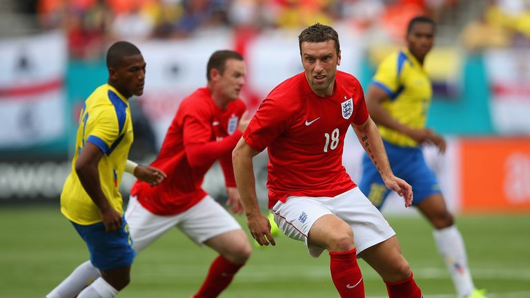 Rickie Lambert: Delighted to make a contribution against Ecuador