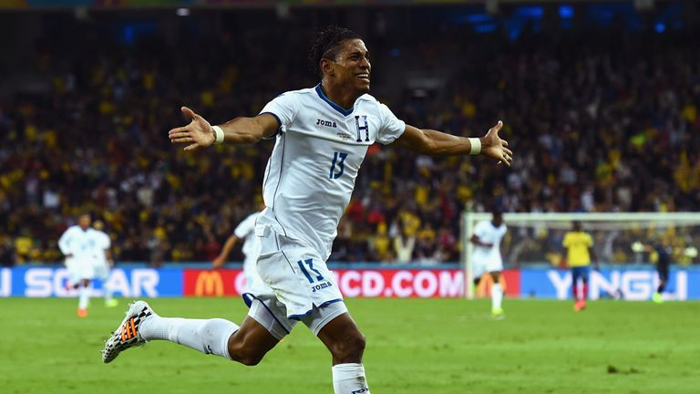 Carlo Costly: Opened scoring
