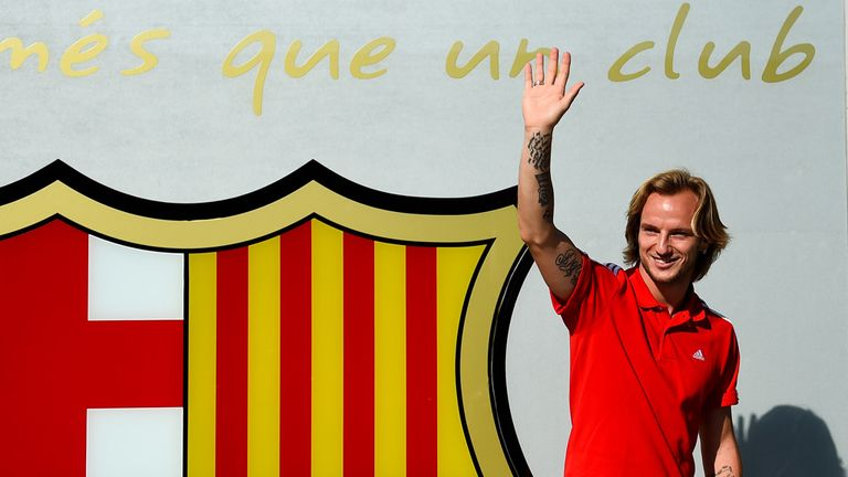 Ivan Rakitic: Midfielder's arrival from Sevilla could be part of a new cycle at Barcelona