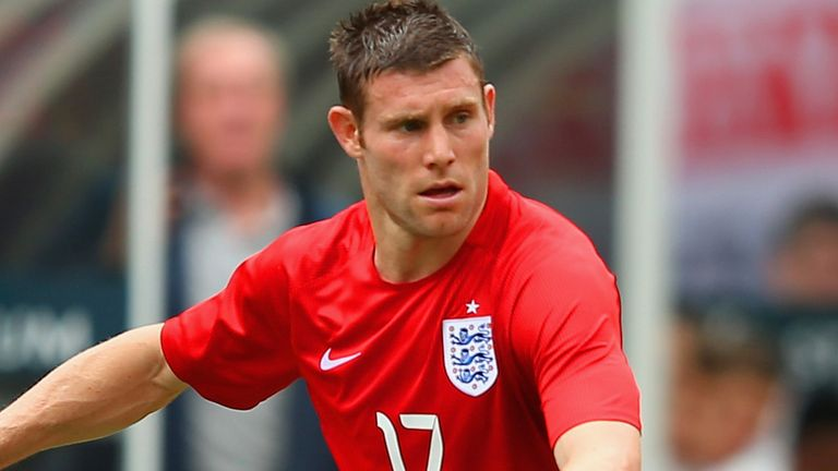James Milner: Protecting role?