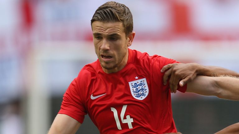 Jordan Henderson should start for England against Italy, says Jamie