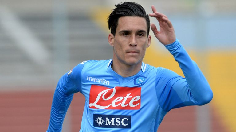 Jose Callejon: Being linked with Atletico Madrid and Chelsea