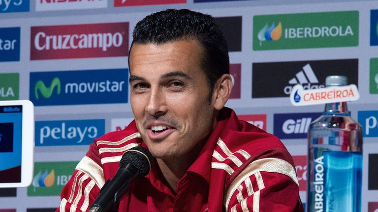 Pedro: Relaxed over Barcelona future