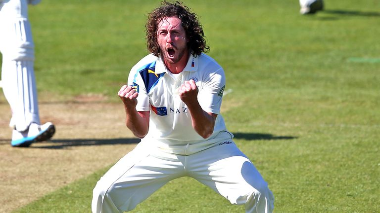 Ryan Sidebottom: Claimed the second best figures of his career