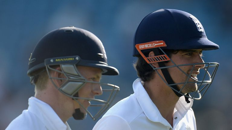 Sam Robson: Confident Alistair Cook will find form soon