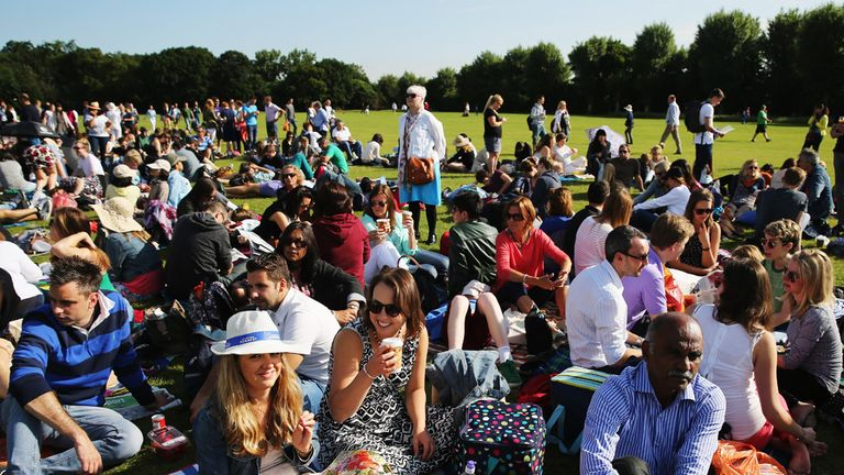 Tennis fans can expect tight security at Wimbledon this year