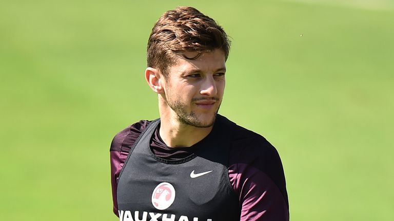 Adam Lallana, currently in Brazil with England, is wanted by Liverpool boss Brendan Rodgers.