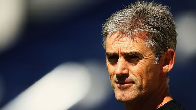 Alan Irvine: New West Brom manager