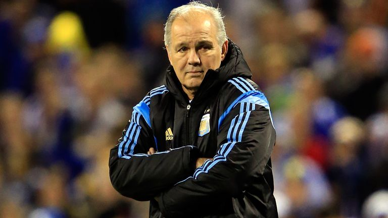 Alejandro Sabella: Says Argentina have room to improve