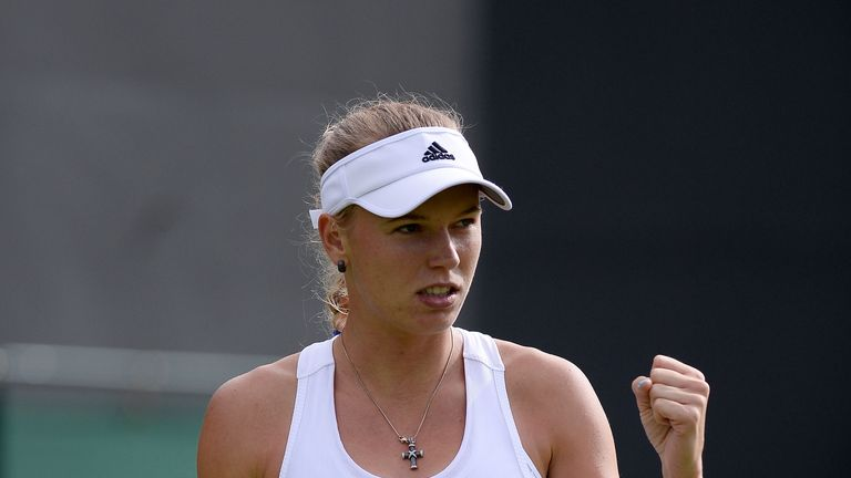 Caroline Wozniacki: Claimed her first title of the season in Istanbul