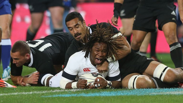 Marland Yarde has ample quality but kicked aimlessly against New Zealand, says Stuart