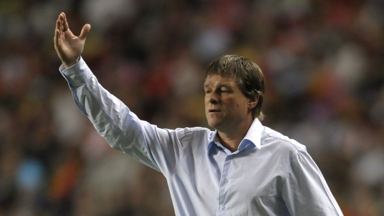 Erwin Koeman: The former Dutch international will assist brother Ronald at Southampton.