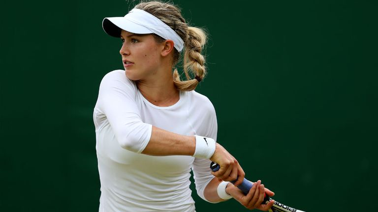 The 'it' girl: Bouchard has the personality and talent to carry women's tennis, says Barry