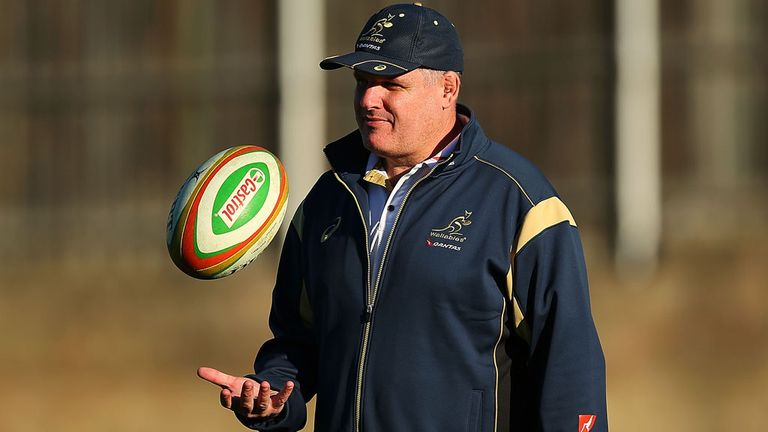 Wallabies coach Ewen McKenzie is preparing to face the Kiwis in August