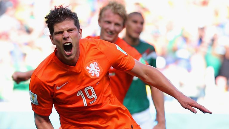 Klaas Jan Huntelaar: To discuss Schalke future after being linked with Liverpool